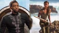 Menang Tipis dari Tomb Raider, Black Panther Tetap Rajai Box Office