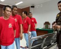 Gara-Gara Iseng Taruhan Rp2.000, Rizky Cs Dituntut 5 Bulan Penjara