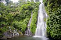 Menemukan Air Terjun Banyumala yang Tersembunyi di Buleleng Bali