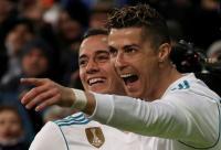 Lucas Vazquez: Ronaldo Tajam, Madrid Raih Hasil Positif