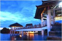 Kafe Jembatan Harapan Maerakaca, Wisata Kuliner dengan Pemandangan yang Menyejukkan Mata