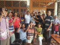 Lagi, Dua Kampung di Kabupaten Jayapura Dukung John Wempi-Habel Melkias