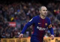 Ter Stegen: Barcelona Tetap Butuh Iniesta