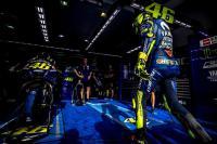 Rossi Sempat Ragu Gunakan Ban Soft di MotoGP Qatar 2018