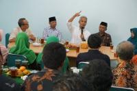 Ganjar Pranowo dan Muhammadiyah Janji Tak Saling Melupakan