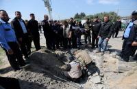 Hamas Buru Dalang Pengeboman Konvoi PM Palestina