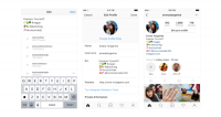 Instagram Kini Dukung Mention dan Hashtag di Profil Pengguna