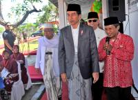 Jokowi: Alquran Pedoman bagi Manusia untuk Kehidupan Penuh Cinta