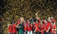 Ramos Optimis Spanyol Kembali Rebut Trofi Piala Dunia pada 2018