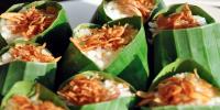 Nasi Uduk dengan Ayam Goreng Tepung Ala Barat, Bagaimana Rasanya?