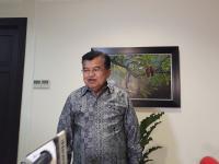 PDIP Pertimbangkan Jusuf Kalla Jadi Cawapres Jokowi di Pilpres 2019
