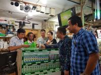 Setelah Lampu Buah Naga di Banyuwangi, Renesola Angkat Budaya Jatim Melalui Lampu LHE