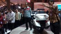Hadiri Acara IIMS, Jokowi: Revolusi Industri 4.0 Akan Mengarah ke Otomotif
