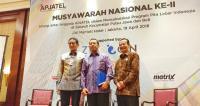 MNC Play Dukung Apjatel Kembangkan Infrastruktur Jaringan Internet
