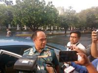 Jelang Pensiun, KSAL Ade Supandi Menghadap Presiden Jokowi