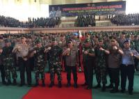 Panglima: Netralitas TNI-Polri di Pilkada dan Pemilu Harga Mati