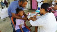 Kartini Perindo Keliling Tiap Distrik di Papua Gelar Cek Golongan Darah Gratis