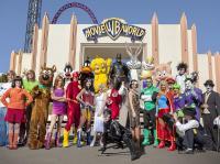 Abu Dhabi Segera Buka Taman Hiburan Warner Bros Senilai Rp14 Triliun