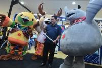 INASGOC Siapkan Strategi Khusus untuk Promosikan Asian Games 2018