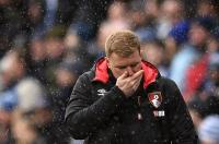 Pelatih Bournemouth Kecewa dengan Keputusan Wasit di Laga Kontra Man United