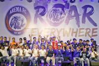 Arema FC Bawa 18 Pemain ke Markas Madura United