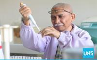 Pertama Kali di Indonesia, Dosen UNS Teliti Terciptanya Tumor