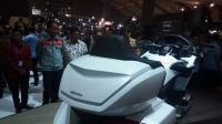 Ini Spesifikasi Motor yang Kata Jokowi Pas untuk Paspampres