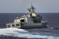 Armada China Tantang 3 Kapal Australia di Laut China Selatan