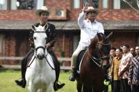 Jokowi Diprediksi Menang Telak Apabila <i>Head to Head</i> Melawan Prabowo