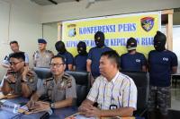 Lima Awak Kapal yang Mengalami Kecelakaan di Johor Ditetapkan Sebagai Tersangka