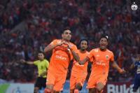 Persija Puncaki Klasemen Liga 1 Setelah Libas PSIS 4-1
