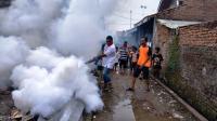 Peringati Hari Kartini, Perindo Kota Pekalongan Gelar Baksos dan <i>Fogging</i>