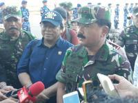 Penjelasan Panglima TNI soal 4 Pesawat F-16 Kawal Perjalanannya ke Kepulauan Natuna