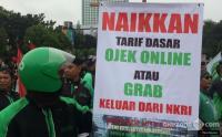 DPR Akan Perjuangkan Tuntutan Pengemudi Ojek Daring
