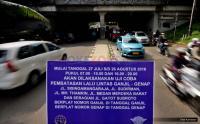 Apakah Ganjil-Genap Jadi Obat Mujarab Atasi Kemacetan Jakarta?