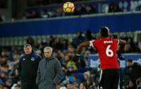 Pogba: Saya Tak Miliki Masalah dengan Mourinho