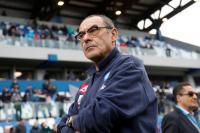 Alasan Pelatih Napoli Acungkan Jari Tengah ke Oknum Fans Juventus