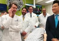 Dokter di AS Sukses Lakukan Transplantasi Penis dan Skrotum Pertama di Dunia