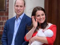 Anak Ketiga William-Kate Pakai Selimut Tradisional Khas Kerajaan Inggris di Debut Resminya