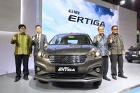 Interior Suzuki All New Ertiga Lebih Mewah dan Berkelas