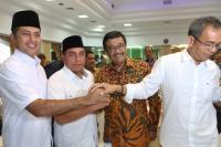 Sumut Jadi Tuan Rumah PON 2024, Musa Rajekshah Semringah