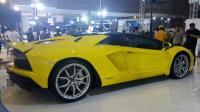 Lamborghini Aventador Terbaru Mejeng di IIMS, Ini Penampakannya