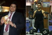Tubuh Gembrotnya Jadi Olokan, Pria Ini Sukses Turunkan Berat Badan hingga 80 Kg dalam 3 Tahun