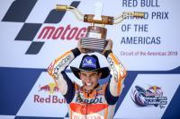 Pernat: Marquez dan Honda Tampil Luar Biasa di Austin