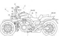 Yamaha Ajukan Paten Sepeda Motor Bermesin 1.700 Cc