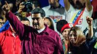 Nicolas Maduro Terpilih Kembali Sebagai Presiden Venezuela
