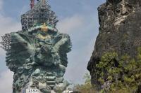 Garuda Wisnu Kencana Bali Jadi Patung Tertinggi di Dunia