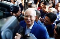 Najib Razak Jalani Pemeriksaan di Komisi Anti-Korupsi Malaysia