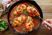 Menu Sahur Praktis dan Lezat, Olahan Ayam Bumbu Tomat dan Bening Oyong Misoa