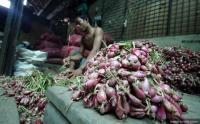 Cerita Indonesia Impor Bawang Sudah Tamat?